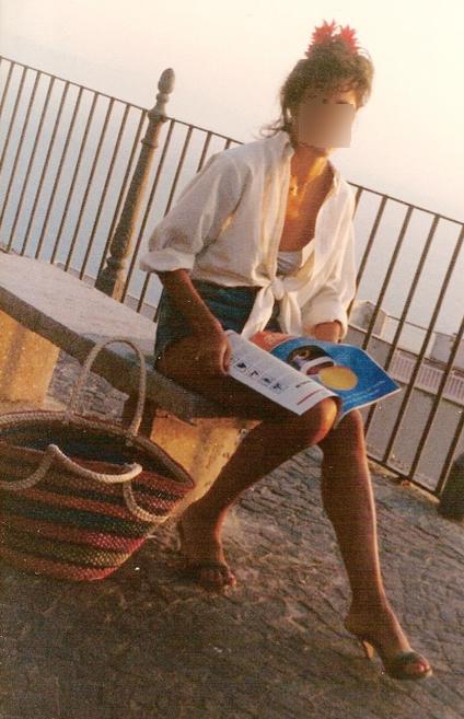 80s fashion women