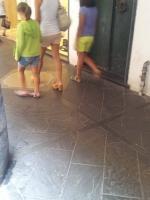zoccoli tacco-Plateaux profondo estate 2014