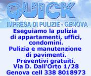 Imprese di Pulizie  a Genova
